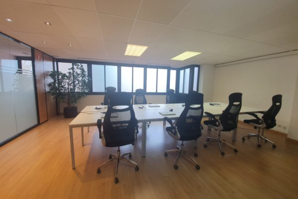 oficinas por horas barcelona